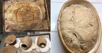 Scientist Baked And Tasted Bread With 4,500-Year-Old Yeast.