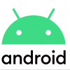 Android 10 new logo.