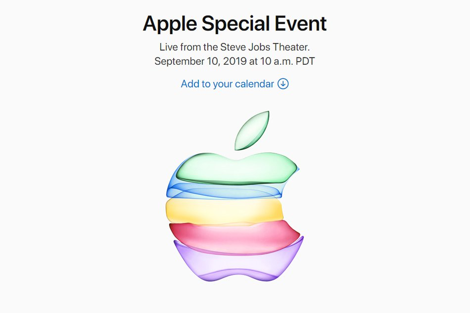 Get Ready For New iPhone Reveal This September 10