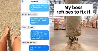 Badass Bosses Shamed For Their Behavior