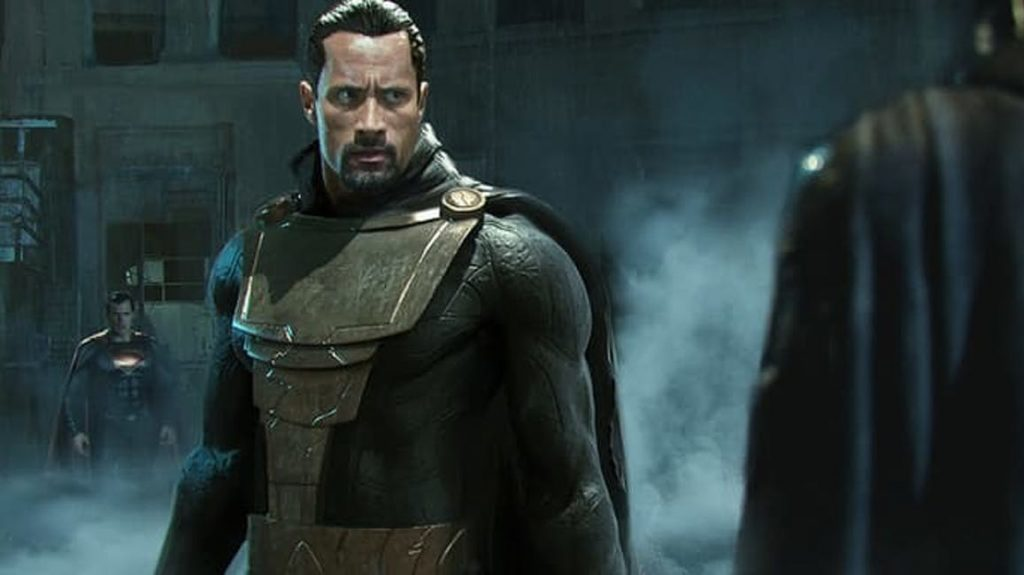 Black Adam starring Dwayne Johnson will film possibly the end of next year.