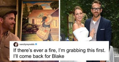 Ryan Reynolds Hilariously Trolls Wife Blake Lively, After She Gifts Him This Amazing Present