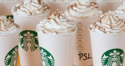 Starbucks Unveils 2019 PSL Release Date And It's Pretty Much Early