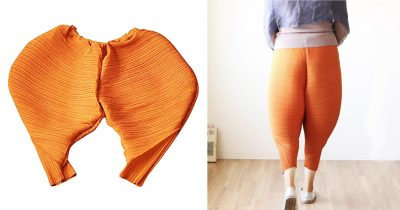Fried Chicken Drumsticks Trousers Are The New Trend Of The Year