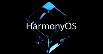 HarmonyOS revealed by Huawei during conference.