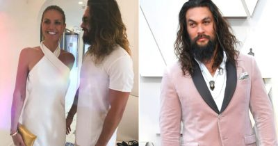 Heidi Klum's husband really looks like Jason Momoa