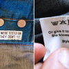 Hilarious Hidden Messages On Clothing Tags
