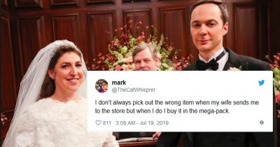 Hilarious Husband Tweets That Prove Wives Aren't Only Funny Ones In The Family