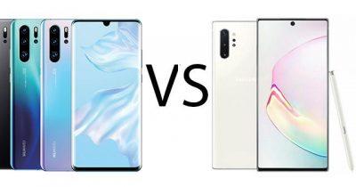 Samsung Galaxy Note 10+ vs Huawei P30 Pro, who should you buy?