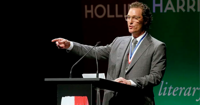 Matthew McConaughey Joins Texas University As A Full Time Film Professor