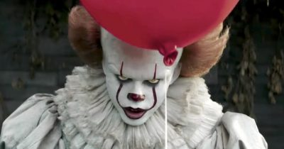 Parents complain about It Chapter 2 poster scaring their kids.