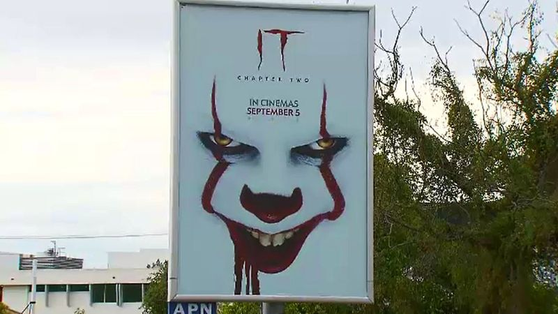 'It: Chapter Two' Poster Has Done A Great Job – Kids Are Literally Terrified Now