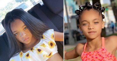 Seven-Year-Old Rihanna Lookalike Lands A Major Modeling Gig