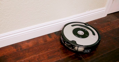 Man modified his Roomba to swear every time it bumps and it's hilarious.
