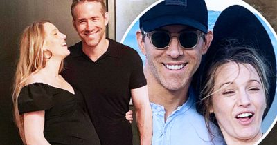 Ryan Reynolds Trolls Wife Blake Lively On Her Birthday With Bad Never-Before-Seen Pics