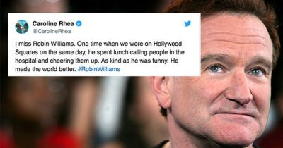 14 Tweets About Robin Williams That Prove He Was A Beautiful Soul