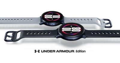 Under Armor version of Galaxy Watch Active 2.