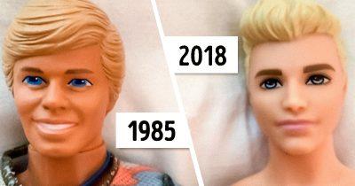 Mind-blowing comparison pictures.