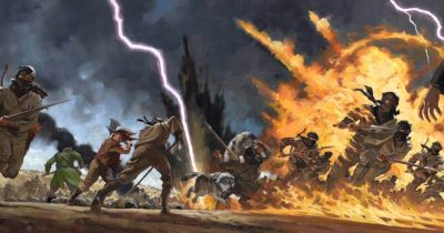 Amazon reveals first cast lineup for 'The Wheel of Time'.