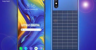 Xiaomi leaks tease solar cell module on smartphones