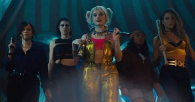 Birds of Prey trailer shows some badass Harley Quinn with her gang after she breaks up from Jared Leto.