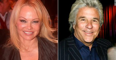Pamela Anderson and Jon Peters split after 12 days of marriage.