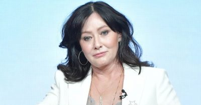 Shannen Doherty reveals her breast cancer has returned as stadium 4.